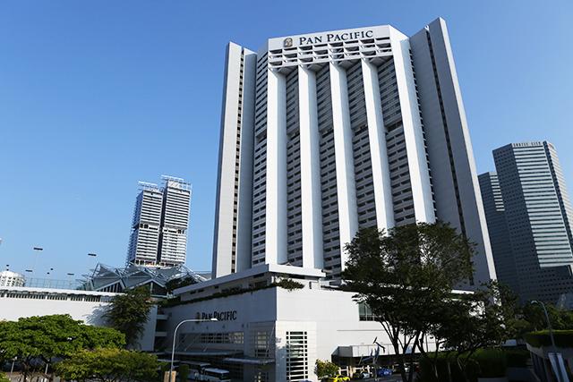 「CanJam Singapore 2017」展覽地點就在Pan Pacific泛太平洋酒店內,旁邊就是寶門廊地鐵站,交通相當方便。
