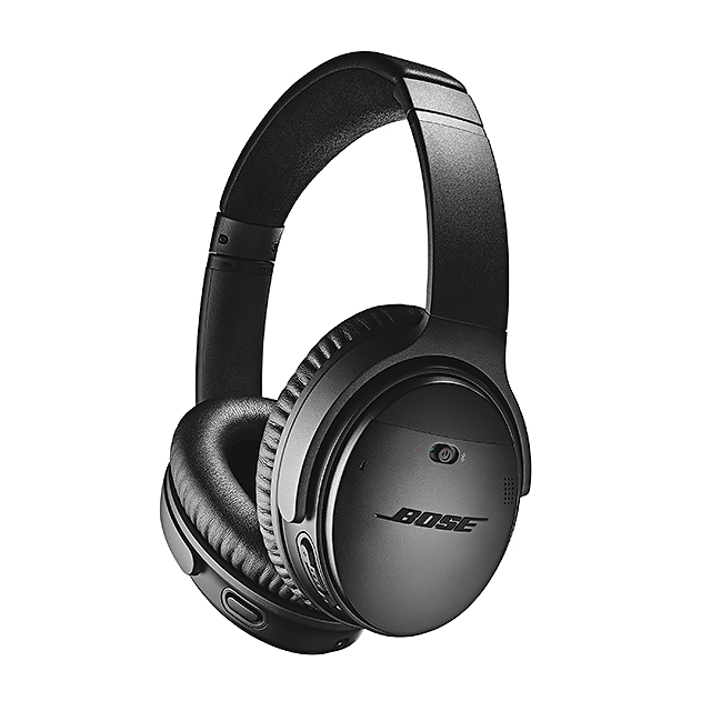 Bose QuietComfortR35無線耳機II_黑色