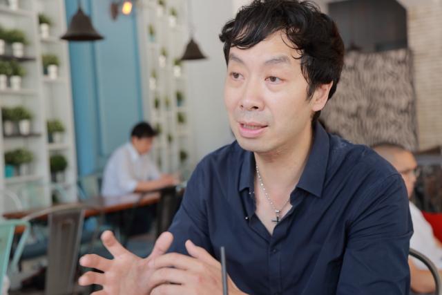 iFi大中華區總監溫上凱(Pat)結束了慕尼黑音響展的行程,便直接來到台北,跟我們介紹全新的xDSD。