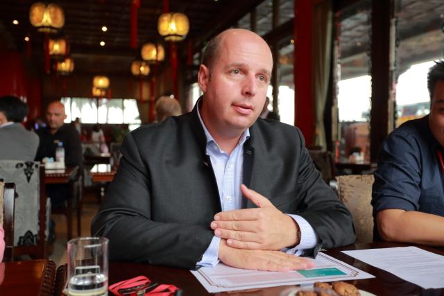 成為聲音的標竿-Sennheiser總經理Pierre Eloy聯訪