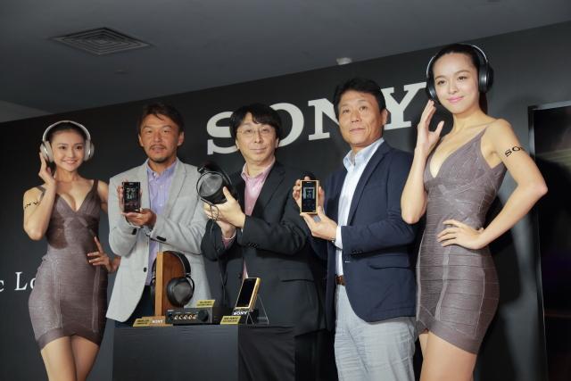 70年鉅獻,挑戰最好— Sony Signature系列產品發表會