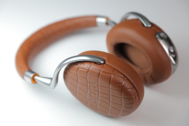 聰明耳機,數我第一-Parrot Zik 3藍牙耳機