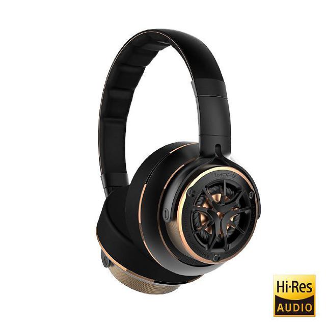 罕見三單體同軸設計-1More H1707耳罩耳機