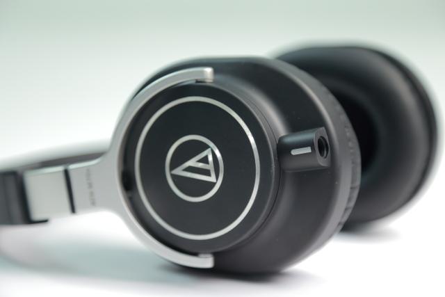 不把細節清楚呈現不罷休-audio-technica ATH-M70x鑑聽耳機