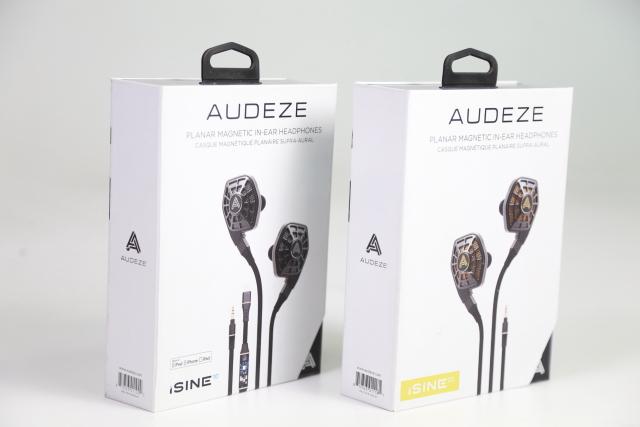 滿足隨身聆聽平面耳機的渴望-Audeze iSine 10/20