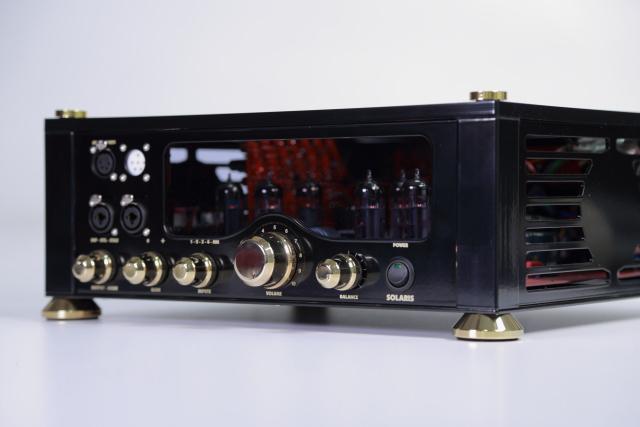 各類耳機發揮個徹底-Audio Valve Solaris耳機擴大機