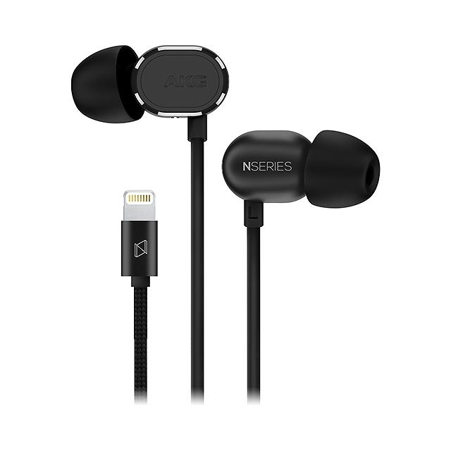 數位聆聽的隨身夥伴-AKG N20 LT耳道耳機