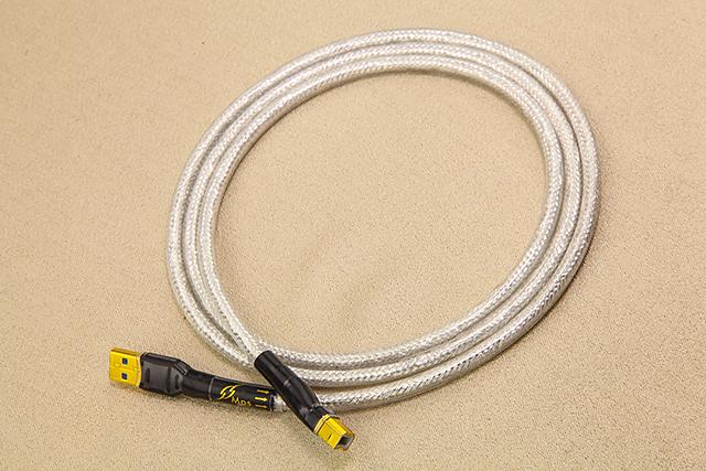 高密度純銀編織屏蔽-MPS HD-300 USB線
