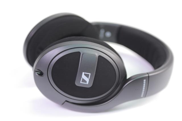 任誰都推得動- Sennheiser HD569耳罩耳機