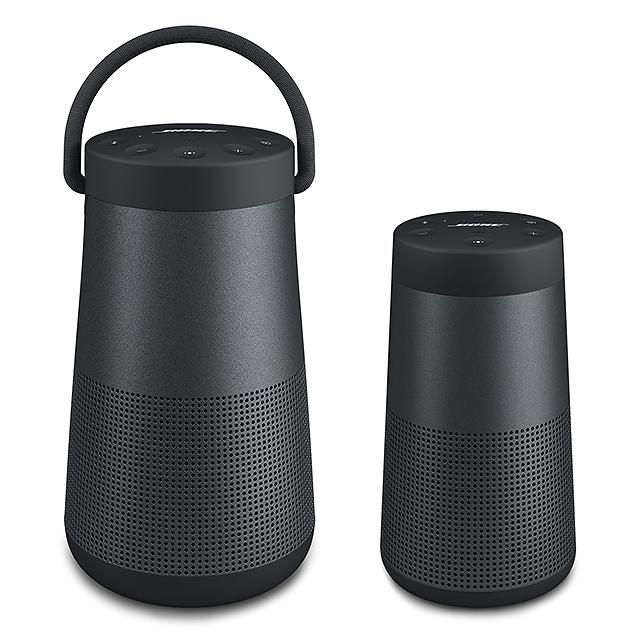 360度全方位發聲-Bose SoundLink Revolve藍牙喇叭