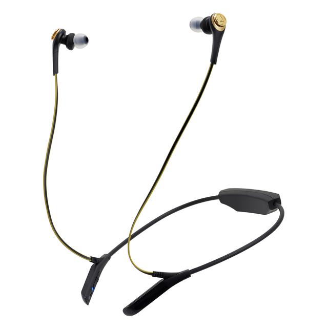 閉眼也可操作-鐵三角ATH-CKS550BT藍牙耳機