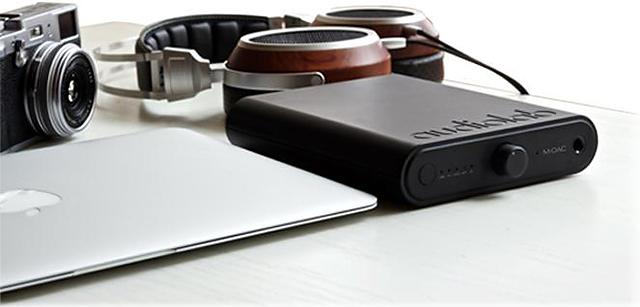 小得更精巧-Audiolab M-DAC MINI DAC