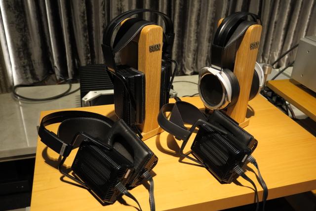 領略靜電耳機之美-Stax集體試聽