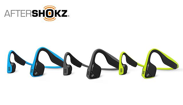 運動聆聽新選擇-AfterShokz Trekz Titanium AS600系列骨傳導耳機