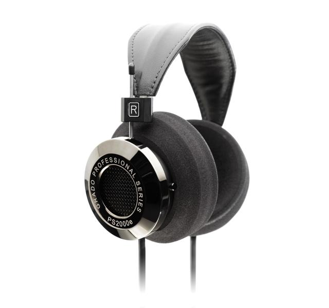 當金屬遇上楓木-Grado PS2000e耳罩耳機