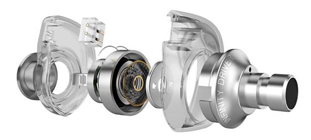 同軸單體設計-Azla Azla耳道耳機