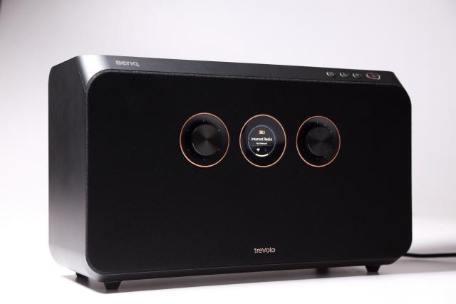 有料的設計,有料的聲音-試聽BenQ treVolo A