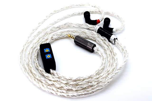 6N高純度單結晶銀導體-Labkable Titan-Ag耳機升級線
