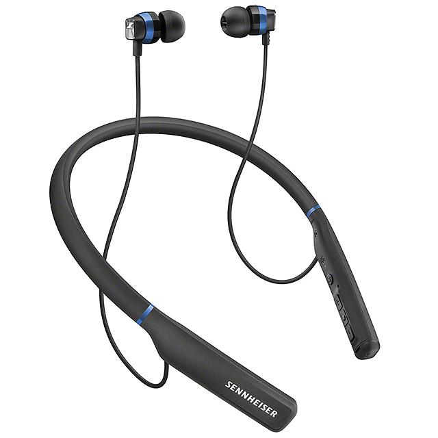 兼顧便利操作性-Sennheiser CX 7.00BT頸掛式藍牙耳機