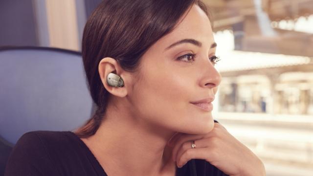 三種模式主動降噪-Sony WF-1000X真無線耳機