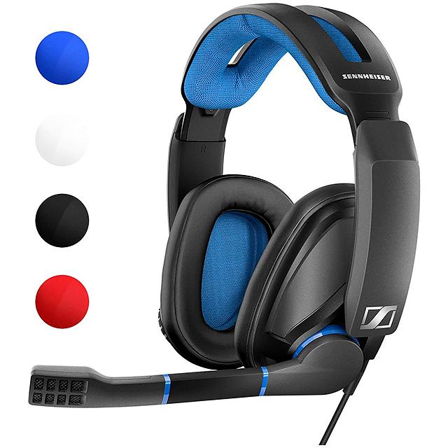 入門價格,進階品質-Sennheiser GSP300電競耳機