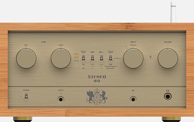 數位、類比什麼都會-iFi Retro Stereo 50綜擴
