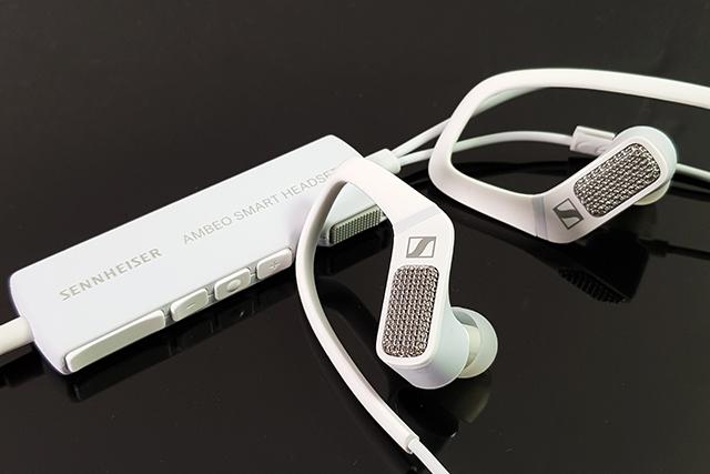 APP動手玩-Sennheiser Ambeo Smart Headset耳機