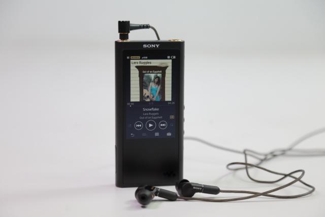 購買慾望隱隱作動-Sony NW-ZX300隨身播放器