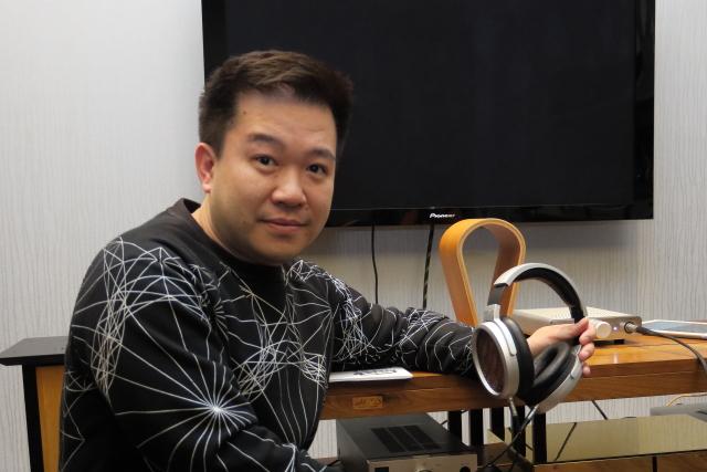 音悅試聽活動-Sonoma Model 1靜電耳機系統