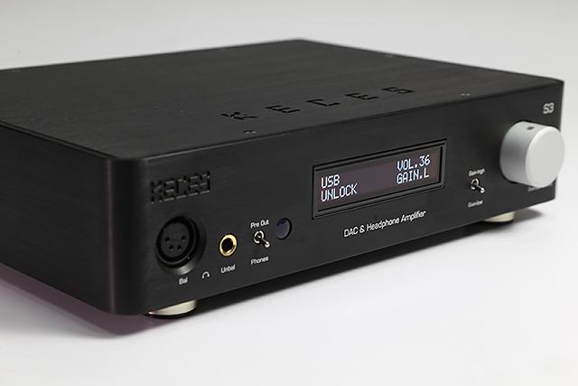 各種耳機的良配- KECES S3 DAC耳機擴大機前級