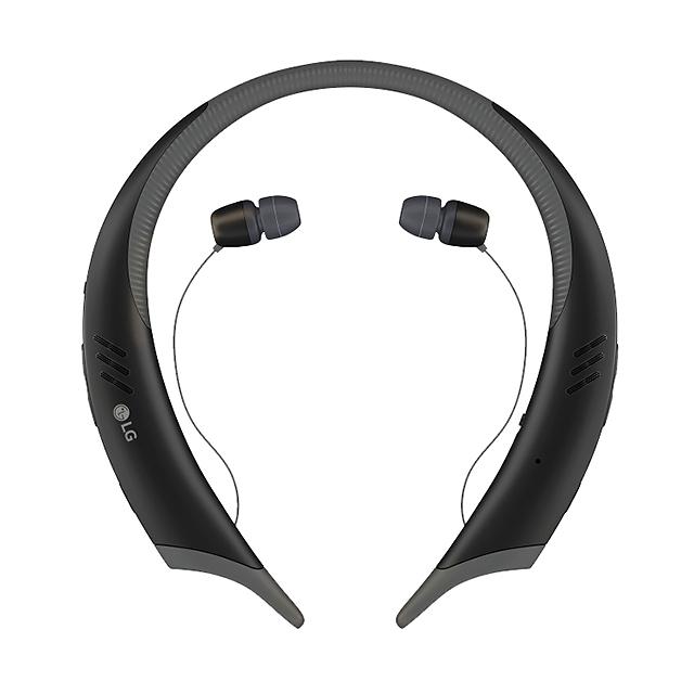 年終精選6款頸掛式無線耳機-LG HBS-A100