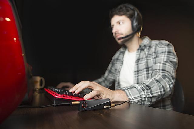 2018台北國際電玩展-XPUMP輕鬆打造虛擬環繞音場