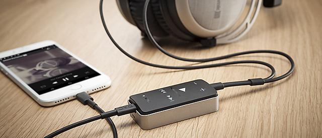 讓手機變成高解析音樂播放器-Beyerdynamic Impacto隨身耳擴