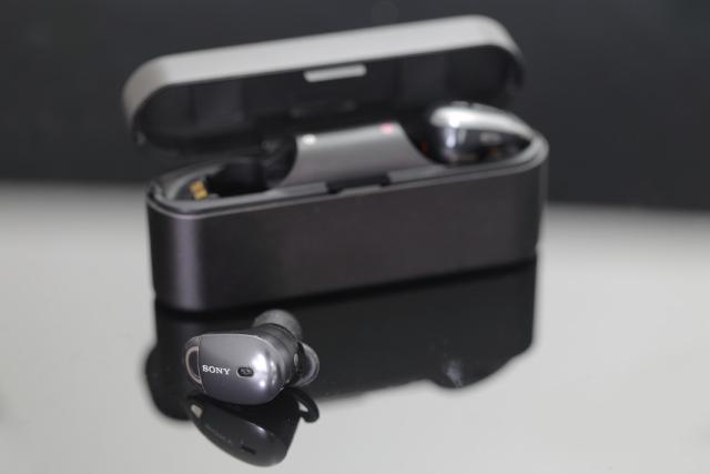 隨身寧靜好夥伴-Sony WF-1000X真無線降噪耳機