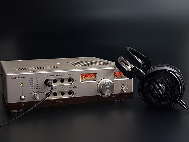 午夜的音樂盛宴-Audio-Technica AT-HA5050H