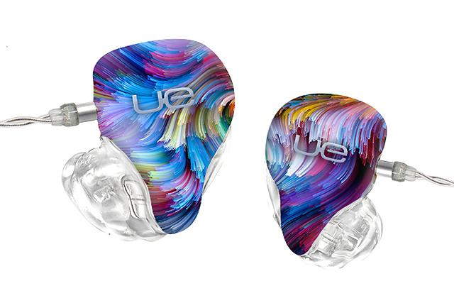 8單體伺候-Ultimate Ears Live混血式耳道耳機