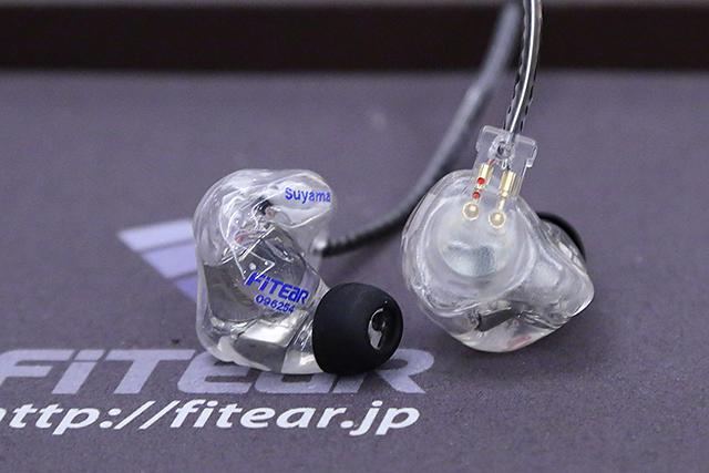 2018東京春季耳機祭-FitEar主推224DTW客製化耳道耳機