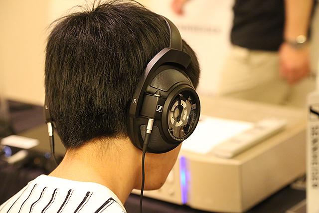 2018東京春季耳機祭-Sennheiser HD 820現場開放試聽