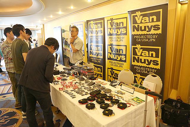 2018東京春季耳機祭-VanNuys收納配件