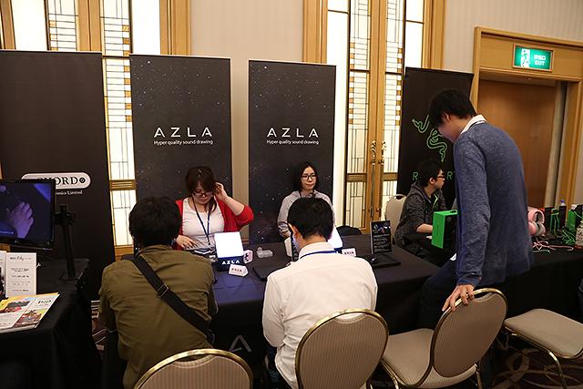 2018東京春季耳機祭-Azla Horizon耳道耳機