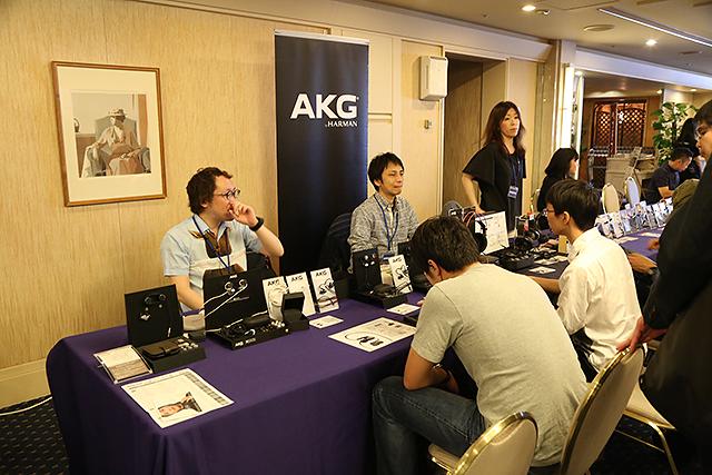 2018東京春季耳機祭-AKG N200 Wireless