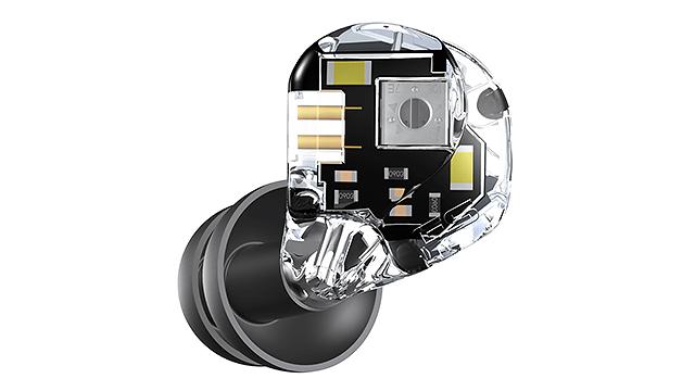 調音功能,找到屬於自己的感動-Earsonics Velvet V2耳道式耳機