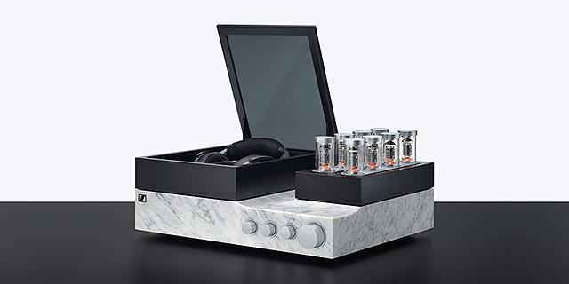 頂級耳機系統來了!-展樂音響 & Sennheiser HE1合作展出