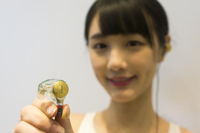 Sony頂級客製化耳機-Just ear XJE-MH2正式登台