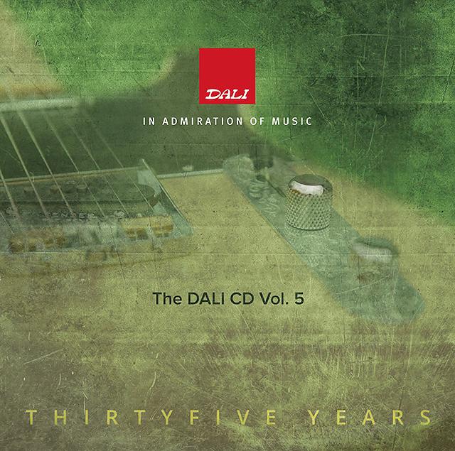 喇叭名廠的自我挑戰—Dali CD Vol.5