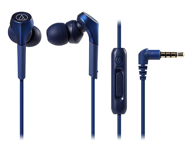 強悍低頻入門款-Audio-Technica ATH-CKS550X/ATH-CKS550XiS耳道式耳機