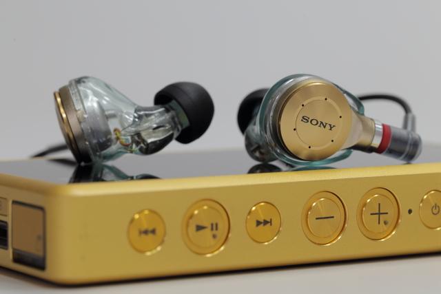 專屬於「我」的參考耳機-Sony Just Ear客製耳道耳機