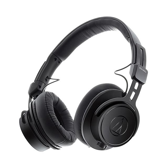 大口徑密閉式鑑聽耳機-Audio Technica ATH-M60x
