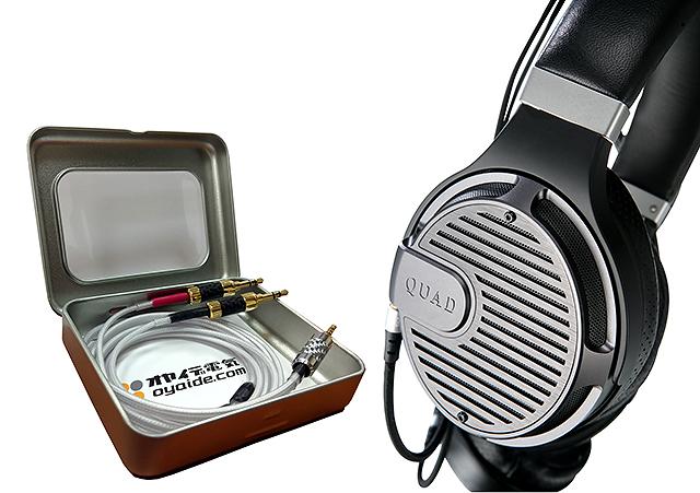 限量優惠促銷中-買Quad ERA-1耳機送發燒線