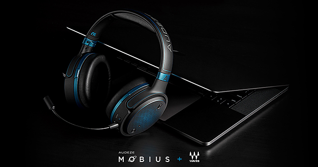 跨足電競大作-Audeze Mobius耳罩耳機